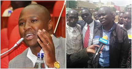 Alfred Keter's opponent in Nandi Hills appeals for support to raise KSh 6 million court fine