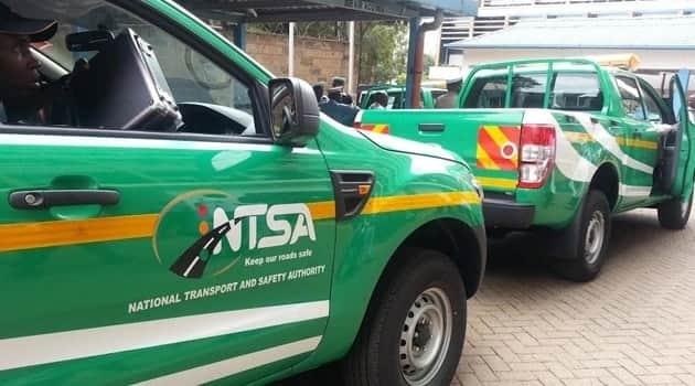 NTSA inspection booking