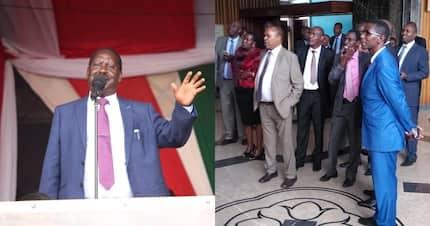 Good job: Raila praises ODM MPs who passed contentious Finance Bill 2018