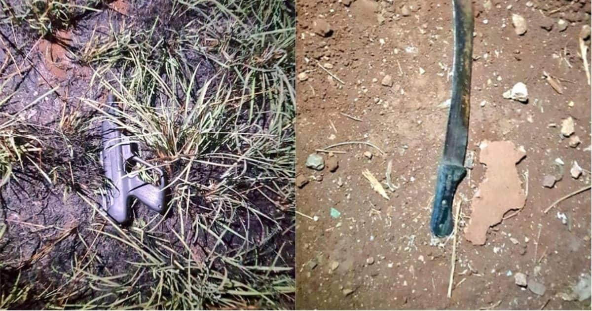 DCI detectives shoot dead six robbers in a night incident, others escape with injuries