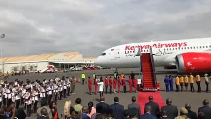 Second KQ direct flight completes New York-Nairobi journey