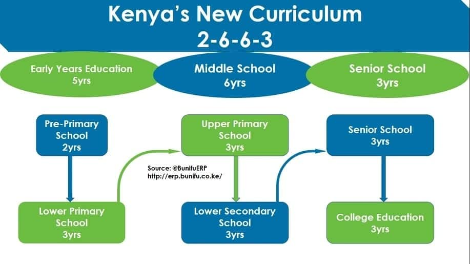 kicd new curriculum 2018 tuko co ke