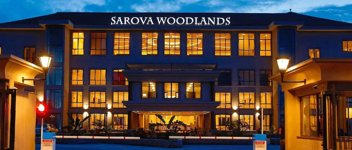 Top 7 Best Hotels in Nakuru - Sarova Woodlands Hotel and Spa