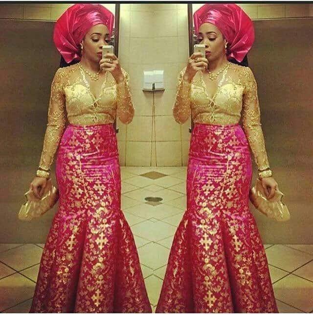 Latest Kitenge designs for weddings