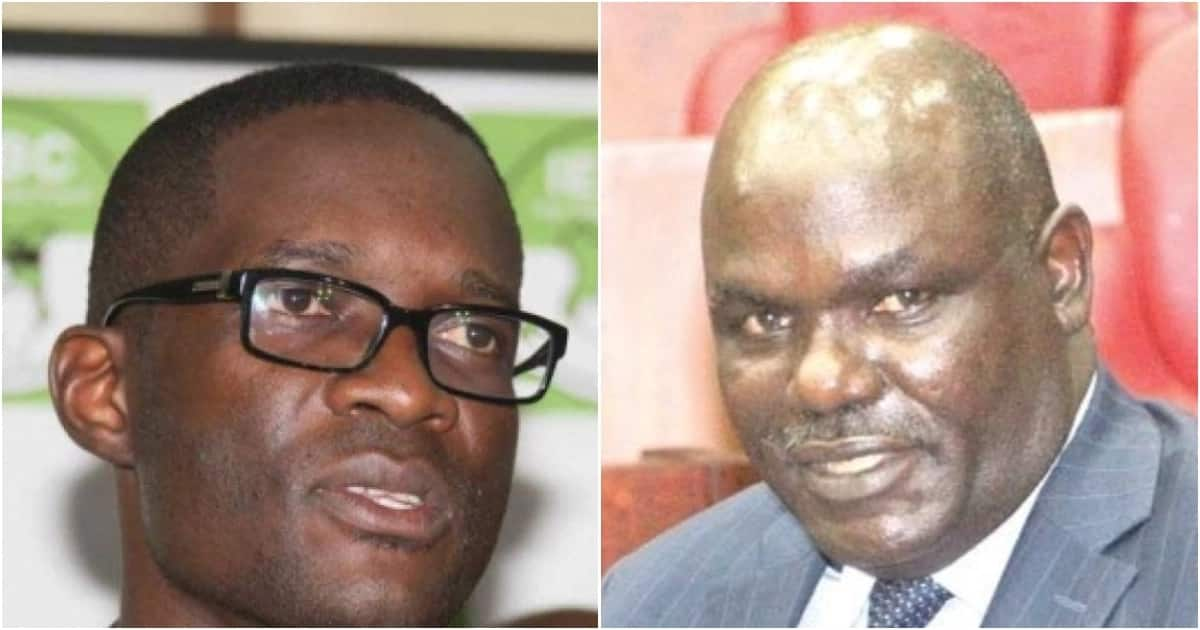 Chebukati denies claims he flew out of Kenya with Chiloba's office keys