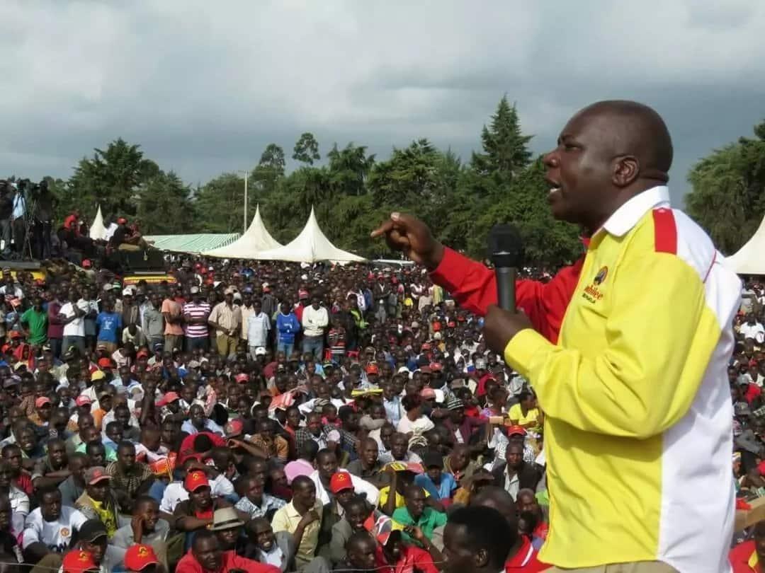 Jubilee MP files petition seeking to disband EACC, says it's useless