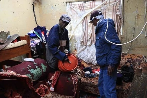 Another gas explode in Nyeri leaves 2 in ICU