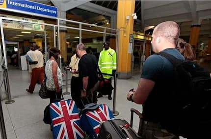 UK warns it's citizens from travelling to Western Kenya