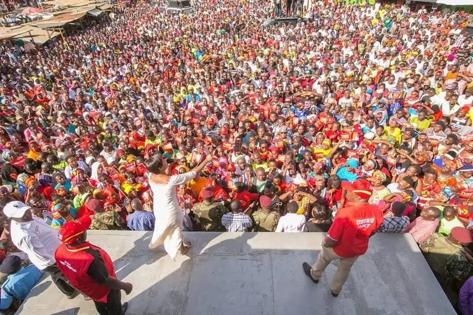 We are ready to swear in Uhuru, don't waste kenyans' KSh12b- William Ruto tells Raila.