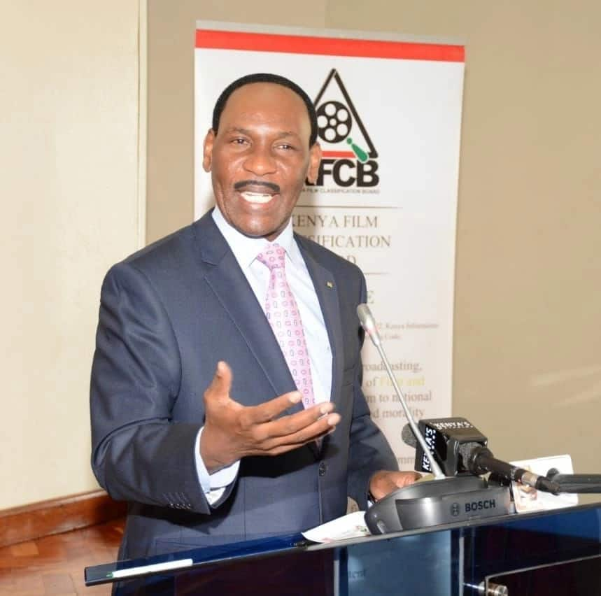 Breast feeding in public is not indecent exposure - Moral police Ezekiel Mutua