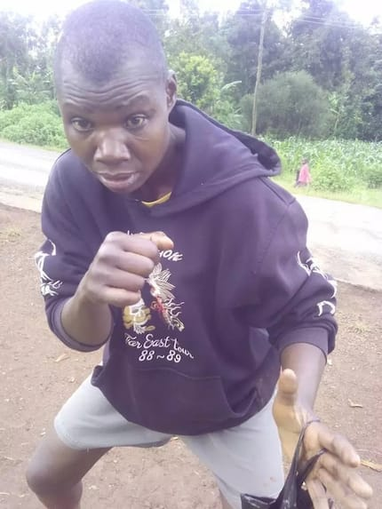 Conjestina Achieng looking better than ever, meet her teenage son