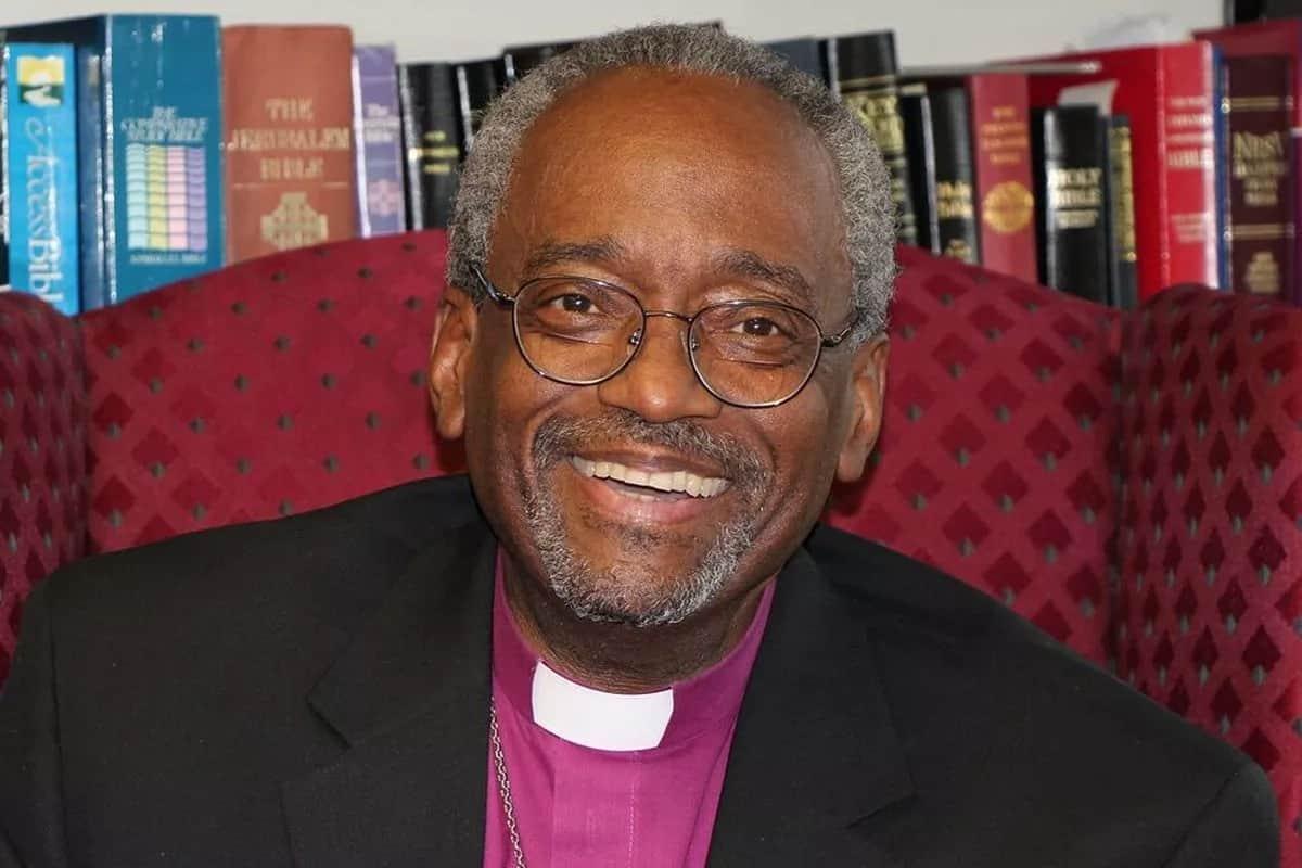 African-American bishop excites world with passionate sermon at the royal wedding