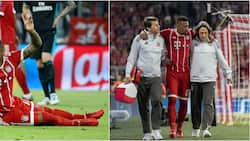 Jerome Boateng could miss this year's World Cup after sustaining serious injury