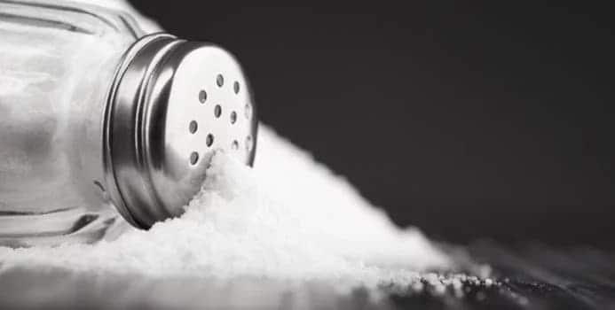 Below average salt consumption has no health benefits - New study