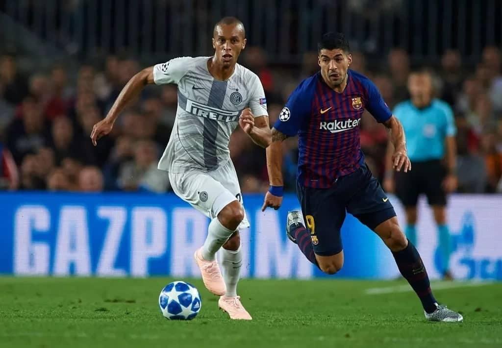 Champions League: Barcelona outclass Inter Milan 2-0