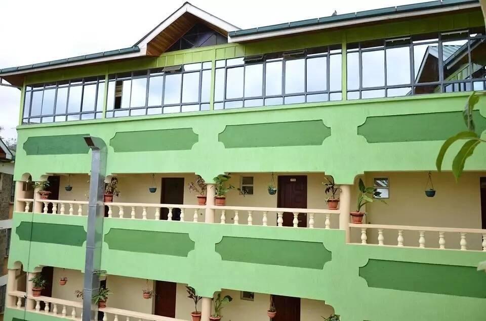 Greenvale Hotel. Cheap hotels in Nairobi.