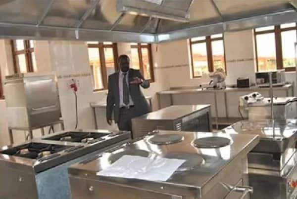 The plush insides of Deputy President William Ruto's multimillion house in Karen