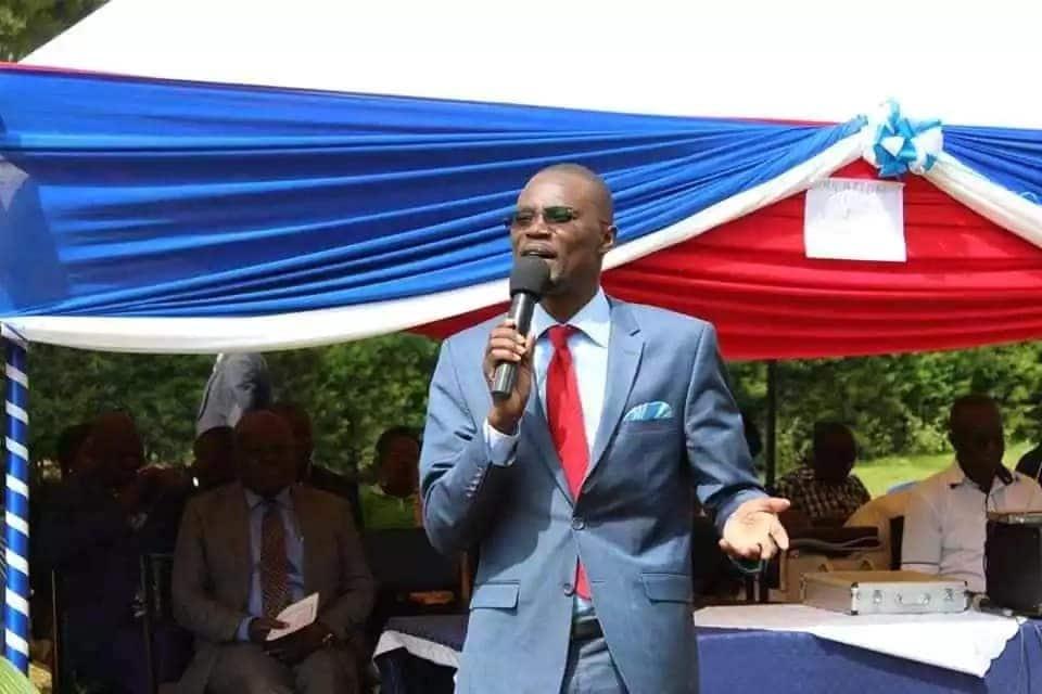 Uhuru sio rika lako, hebu na umheshimu - Wambugu Ngunjiri amwambia mbunge wa Kimilili