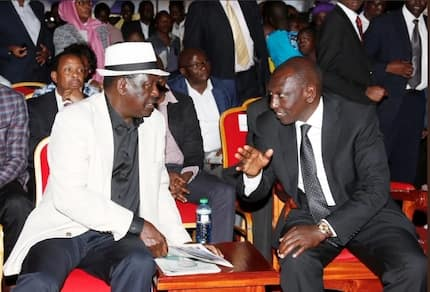 Raila, Ruto, Wetang'ula share same platform in Kisumu as 2022 succession politics rages