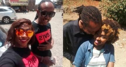 Waigizaji wa Mother-in-law Ras na Tina waweka mtandaoni picha tamu za kimapenzi