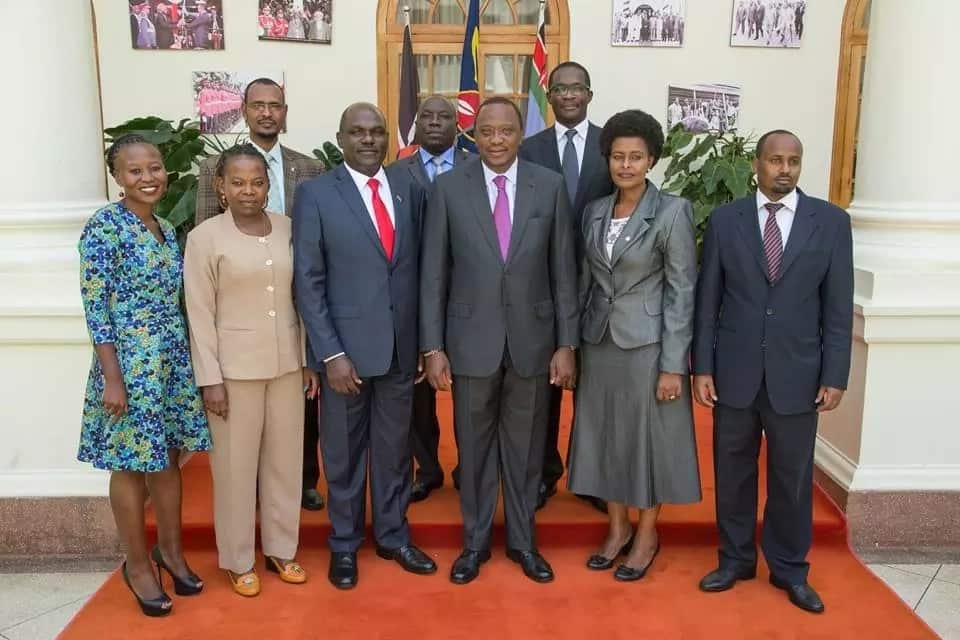 NASA CEO in heated Twitter exchange with IEBC over 2017 presidential election