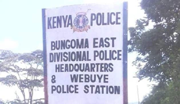 3 secondary school students in Webuye arrested as they prepared to burn dormitory