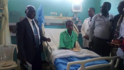 Doctors perform first open-heart surgery in western Kenya
