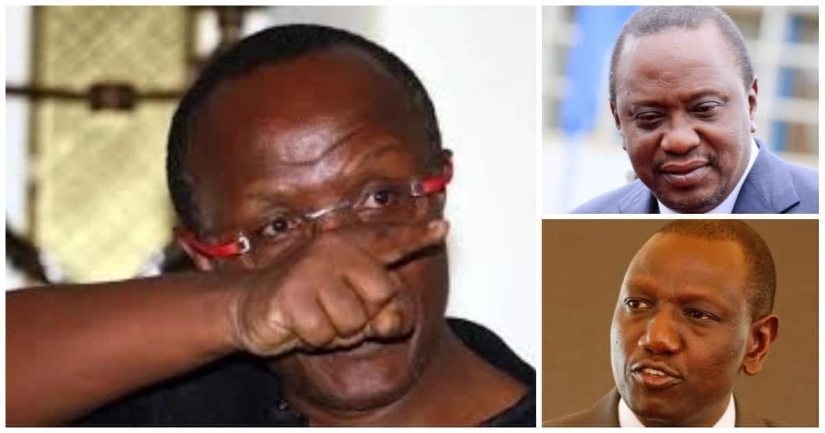 Sakata za NYS, NCPB zalenga kummaliza Ruto, kumtakasa Uhuru – David Ndii