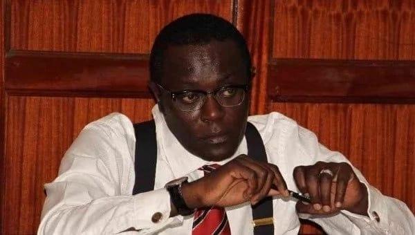 Raila amechanganyikiwa kwa kuona kuwa Uhuru hana haja na kumkamata - Mutahi Ngunyi