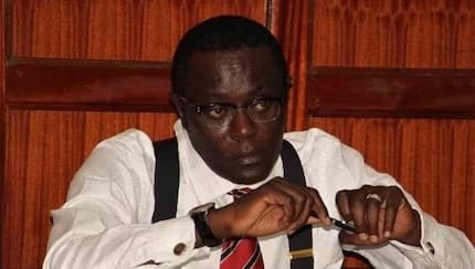 Give Uhuru a break, only a small fraction of country's budget is stolen - Mutahi Ngunyi