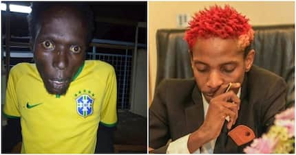 Comedian Eric Omondi's family buries yet another relative days after brother's death