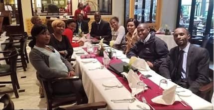 Gospel singer Size 8 introduces family members to fans in sweet Instagram post
