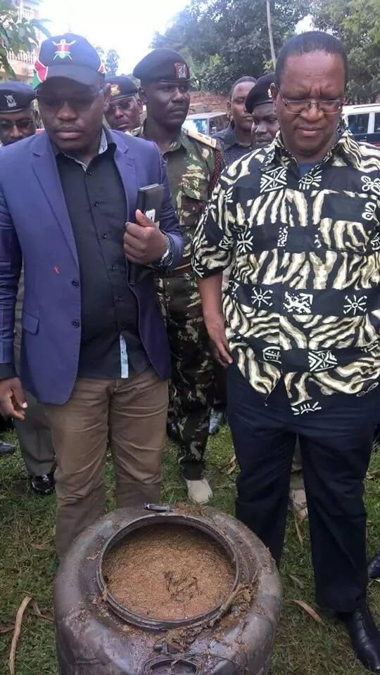 Wizara ya Matiang'i matatani kwa kutumia KSh4.6 bilioni kununua chopa