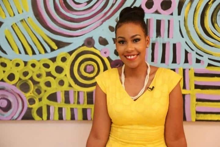TV queen Victoria Rubadiri's make-up free photo surfaces and she's completly unrecognisable