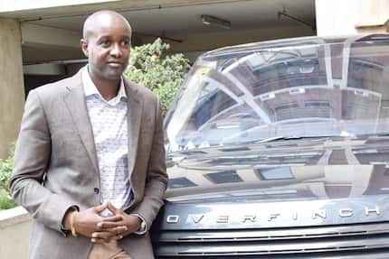 Samples of Sportpesa CEO's photos which prove he lives life to the fullest
