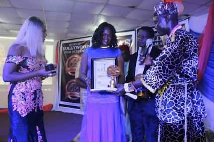 Nigerian-based Kenyan actress wins two awards for role in Nollywood movies