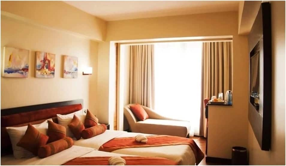 4 star hotels in Nairobi!
