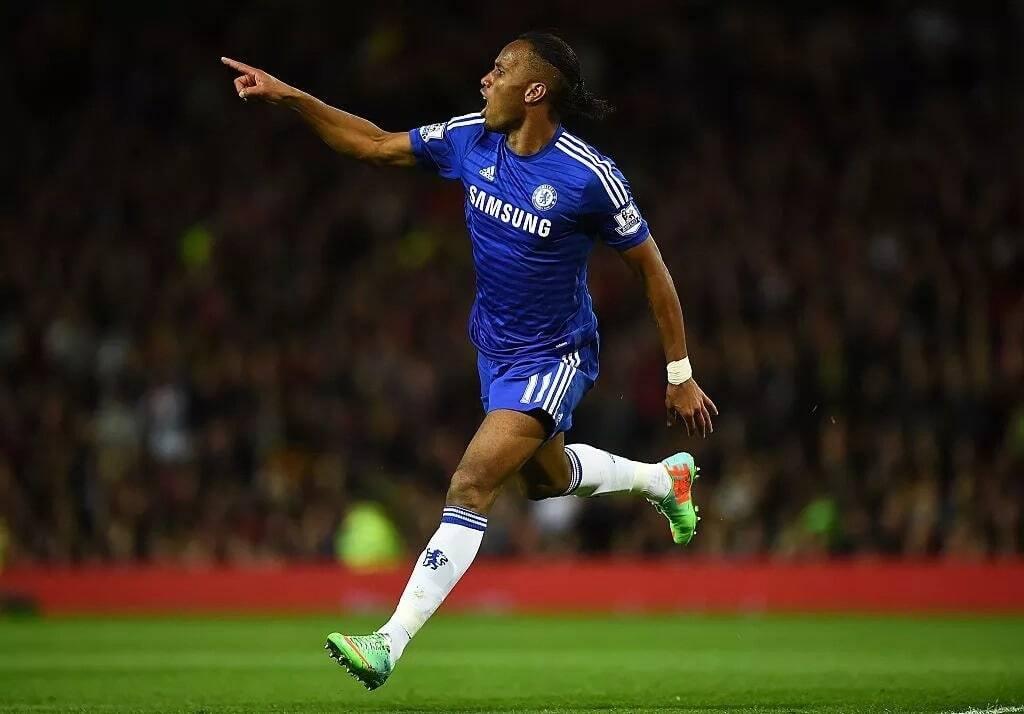 Chelsea legend Didier Drogba returns to Stamford Bridge as club ambassador