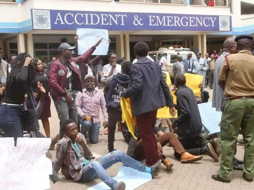 Painful times for patients as Kenyatta National Hospital suspends all non-urgent services