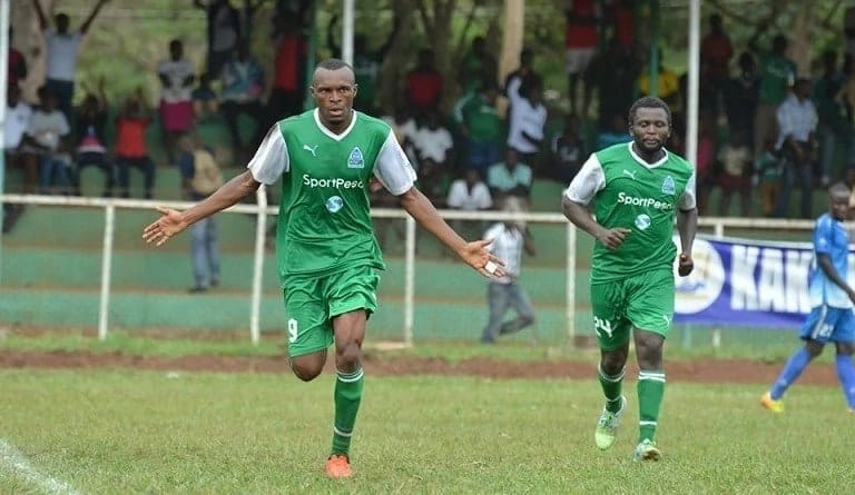 Tuyisenge appears to bid Gor Mahia farewell in emotional tweet after club's coronation