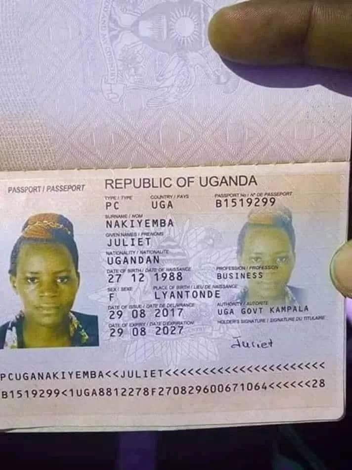 Mwanamke raia wa Uganda auawa na figo zake kutolewa nchini Jordan