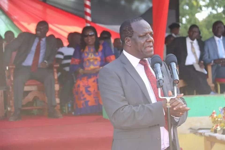 Raila meets western MPs amids Wetang'ula's messy and noisy politics