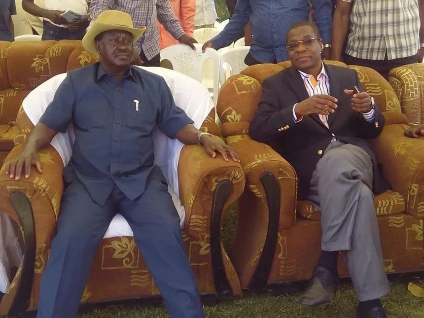 Raila Odinga in real catch-2022 as his loyalists 'Grow horns'