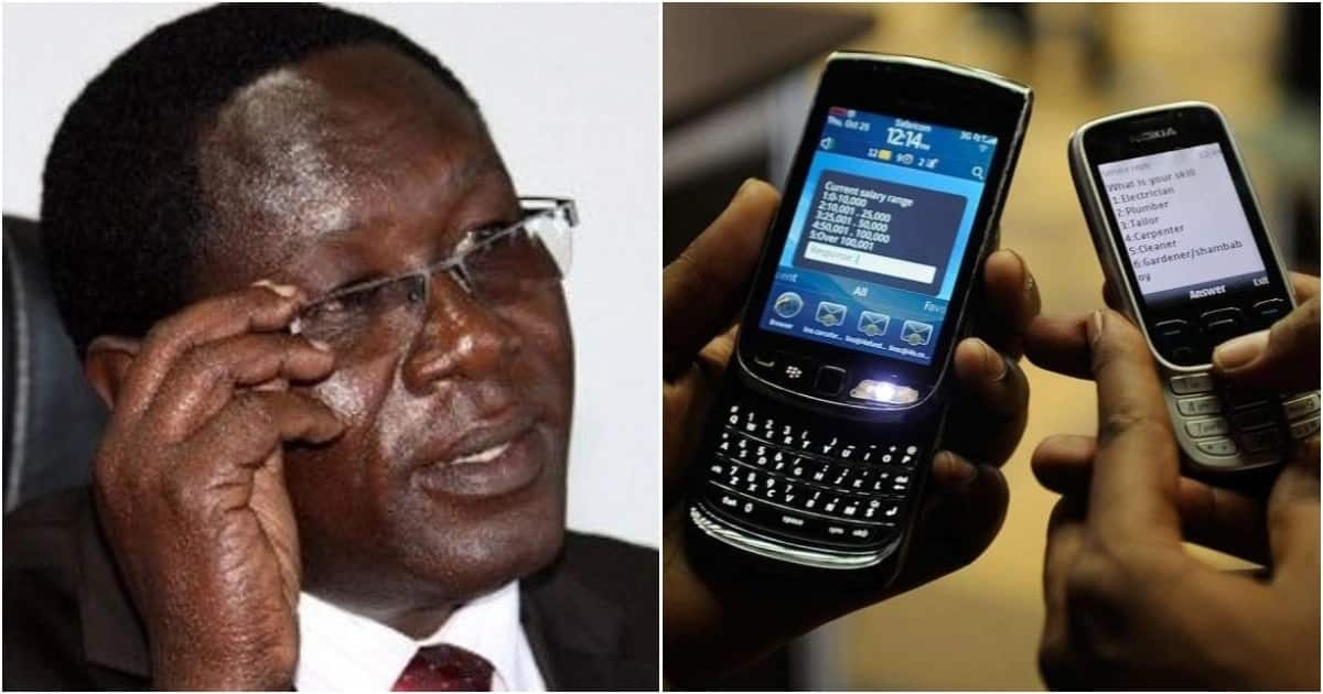 Kenyans transact KSh 1.8 trillion through mobile in first 3 months of 2018 - CAK report