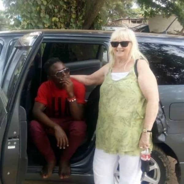 70 year-old sugar mummy speaks after dumping 19 year-old teenager