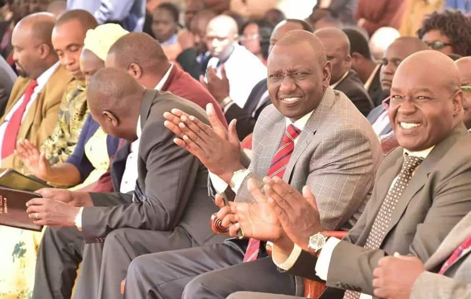 We can't change laws to create position for Raila – Jubilee leaders