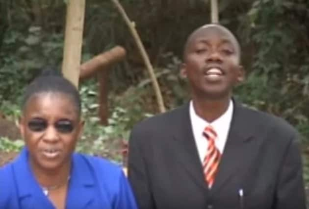 I'm not cheating on my wife-Gospel singer Mary Atieno's bishop husband
