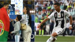 Dadake Ronaldo amkosoa vikali refa kwa kumpa nduguye kadi nyekundu