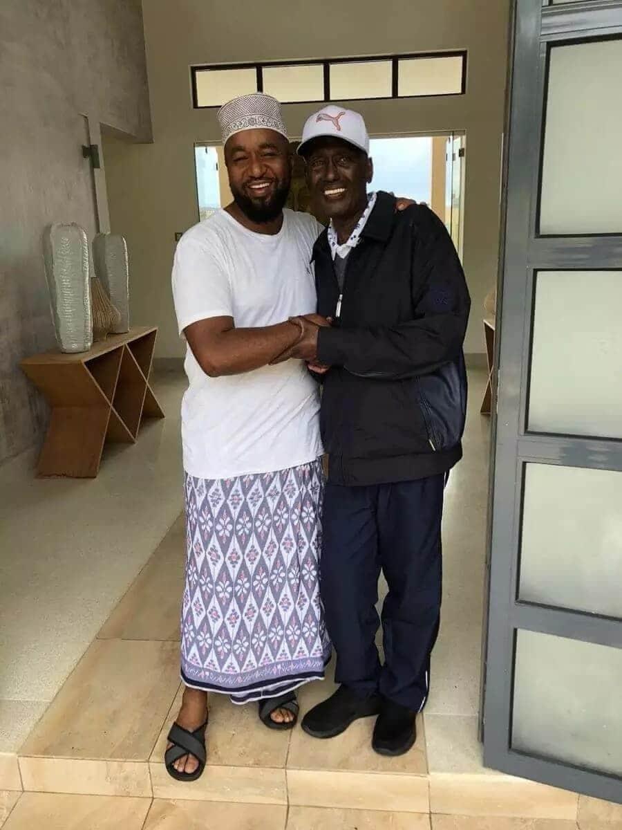 Uhuru revokes Chris Kirubi's appointment as Brand Kenya Board Chairman