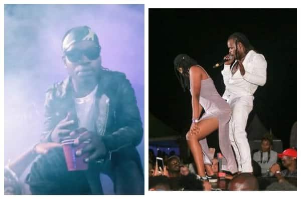Aliyebenuliwa rinda na Timmy Tdat sasa ni dansa katika video mypa
